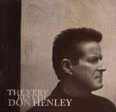 DON HENLEY - THE VERY BEST OF DON HENLEY NEW (The Very Best Of Don Henley)