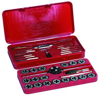 Century Drill 98912 Metric Tap And Die Set 40-piece