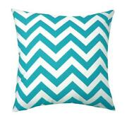 Turquoise Pillow