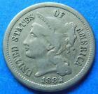 1882 Three Cent