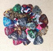 Pearloid Guitar Picks