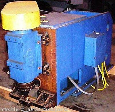 Xlo Lathe Milling Spindle W Leeson Motor C215t11fb8b G14012 6.00