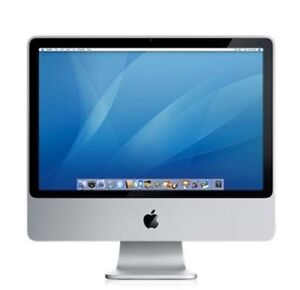 "24"" iMac (Early 2008) Intel Core 2 Duo @ 3.06 Ghz with 256GB SSD"
