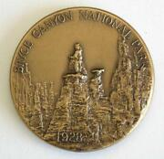 National Park Medallion