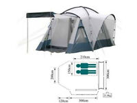 Drive away - Camper Van Awning - Royal Traveller 4 - Inner Sleeping Tent Included