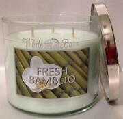 Bath and Body Works Candles Bamboo