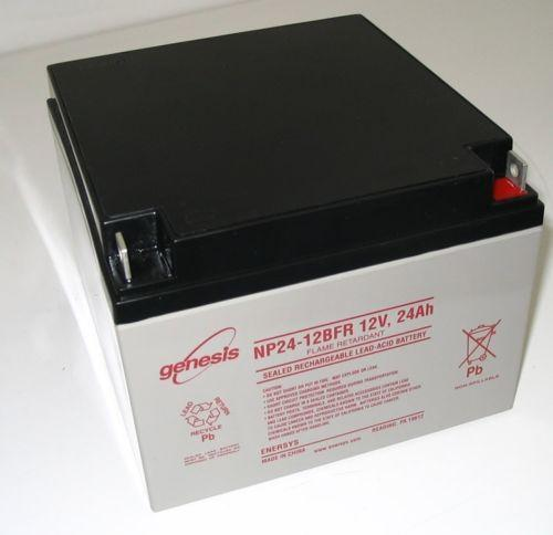 12v 24ah battery ebay. Black Bedroom Furniture Sets. Home Design Ideas