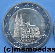 2 Euro Deutschland 2011