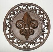 Cast Iron Decor