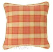 Laura Ashley Gold Cushion
