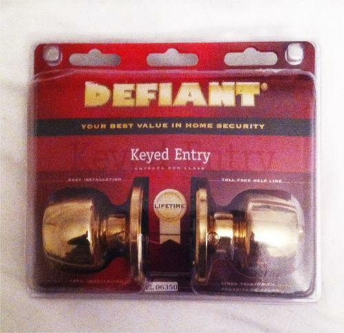 Defiant Door Knobs Ebay
