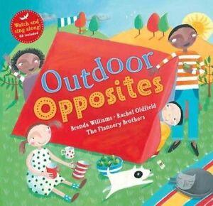 Outdoor Opposites, Williams, Brenda, New Book