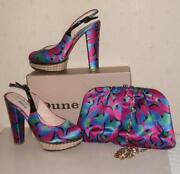 Dune Shoes Matching Bag