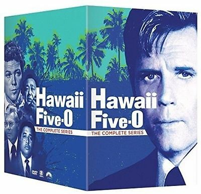 Hawaii Five-O Complete Season 1-12 DVD Set Collection Series Show All Episode TV