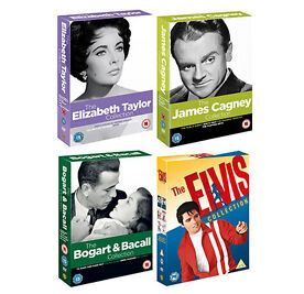 Golden Age Collections 4 DVD Sets