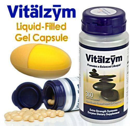 what is vitalzym good for