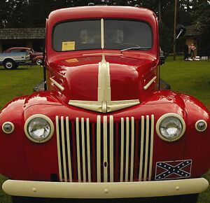 Looking for a solid 1947 Ford truck grill, surface rust ok