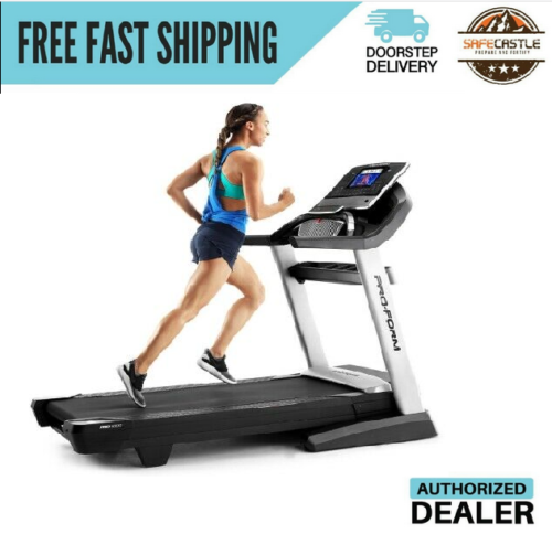 new smart pro 5000 treadmill workout exercise