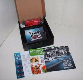 """""""Brand New"""" TAPOUT XT2 Home Fitness Workout Set Reedy Creek Gold Coast South Preview"""