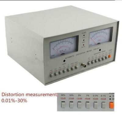 Tdm-1911 Automatic Distortion Meter 0.01 - 30 Audio Distortion Meter 110220va