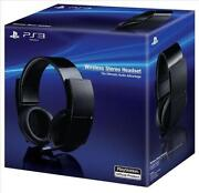 Sony - Wireless Stereo Headset for PlayStation 3