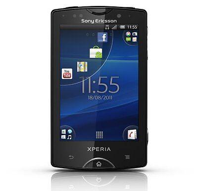 Sony Ericsson Xperia mini pro Smartphone SK17i  Restposten Schwarz