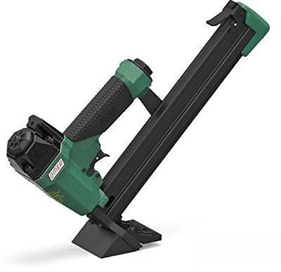 Omer 90.38 Fl2 18 Gauge Narrow Crown Flooring Stapler For Senco L Bea 90 Series