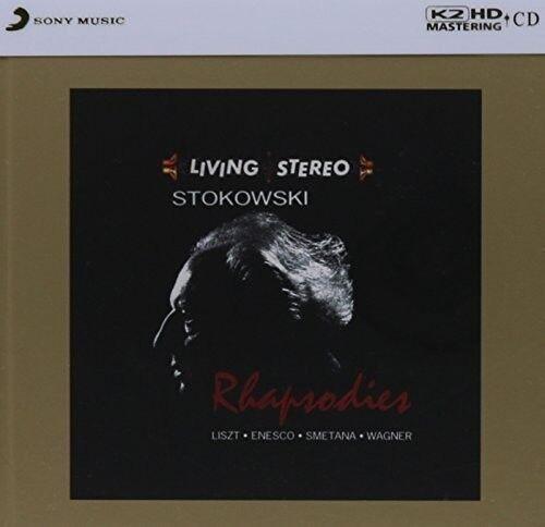 Leopold Stokowski - Rhapsodies (K2HD) [New CD] Hong Kong - Import