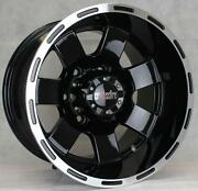 Nissan Patrol Wheels Rims
