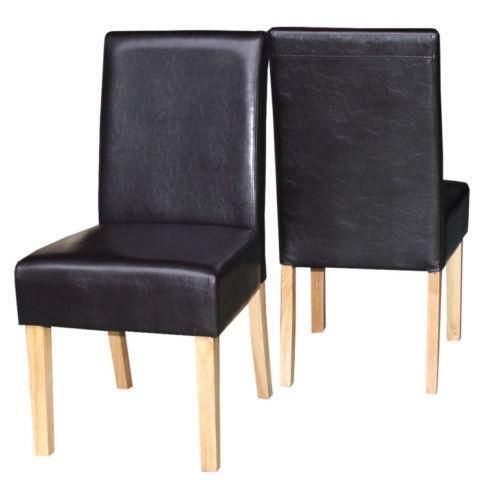 light oak dining chairs ebay