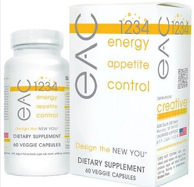 Creative Bioscience Eac 1234 Energy Appetite Suppressant Weight Loss