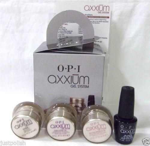 Opi Powder Nail Polish Kit: OPI Nail Kit