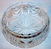 Waterford Cut Crystal Bowl