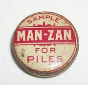 Vintage Sample Tin