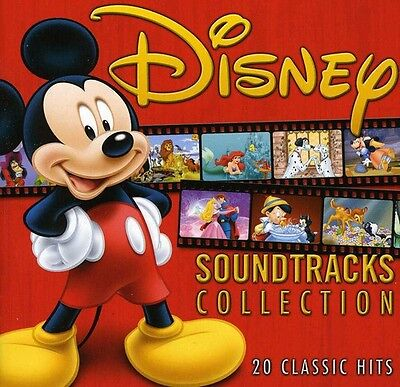 Various Artists - Disney Soundtracks Collection / Various [New CD] UK - Import