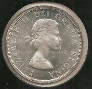 1962 Canadian Silver Dollar