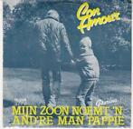 Con Amour - Mijn zoon noemt 'n and're man pappie + Gitara...