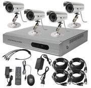 Motion Camera Security System