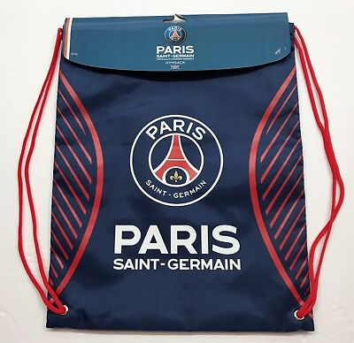 Paris Saint-Germain Soccer Team String Gym Bag
