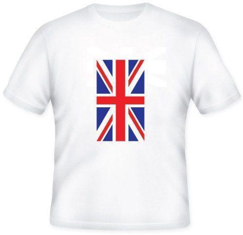 Union Jack T Shirt  dc930de7f