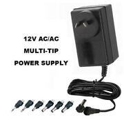 12 Volt 2 Amp Power Supply