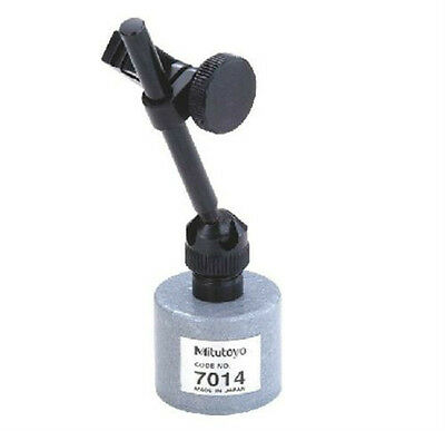 Mitutoyo 7014 Mini Magnetic Stand Holder For Dial Test Indicators