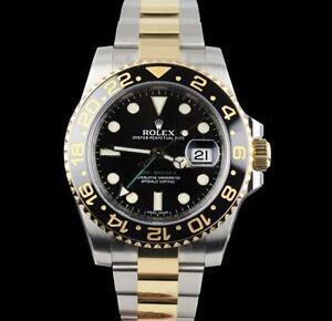 Rolex Gmt Master Ii Ebay