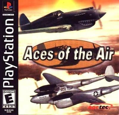 Aces Of The Air Ps New Playstation