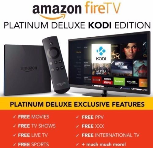 Amazon Fire TV BOXKODI 17.3NEW 2017 KODI NO LIMITSin Grays, EssexGumtree - AMAZON FIRE TV BOX Only opened for installation then carefully repacked in original box and wrapping. The Amazon Fire TV Box is fully portable and can be used anywhere where theres an internet connection use between TVs you can use it from room to...