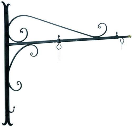 Wrought Iron Hanger Ebay
