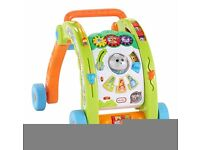 Little Tikes Light 'n Go 3 in 1 Activity Walker *Great Condition*