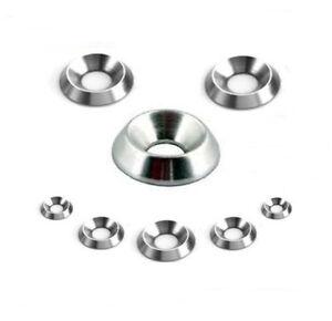 10-piezas-M-6-rosetones-para-tornillo-cabeza-fresada-ACERO-INOX