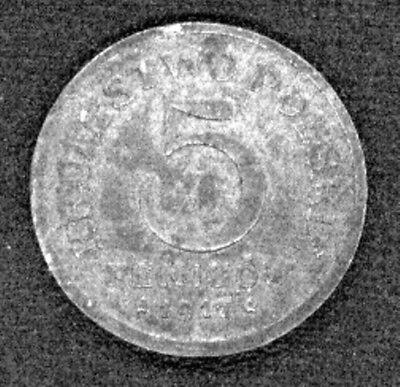 Dt.Bes.Polen J 605 5 Fenig ss-vz