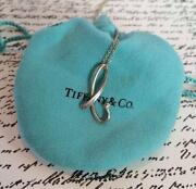 Tiffany Initial Necklace